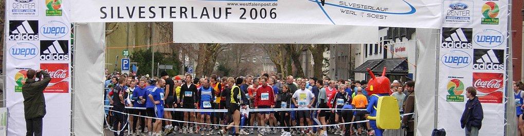 Fotos Silvesterlauf Werl Soest 2006
