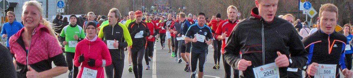 Fotos Silvesterlauf Werl Soest - Strecke 2013  (Teil 2)