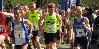 Hermannslauf 2008