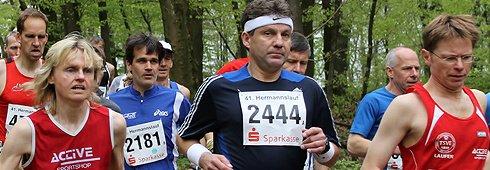 Hermannslauf 2012