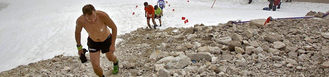 Charlotte Running Company Trail Race  2017