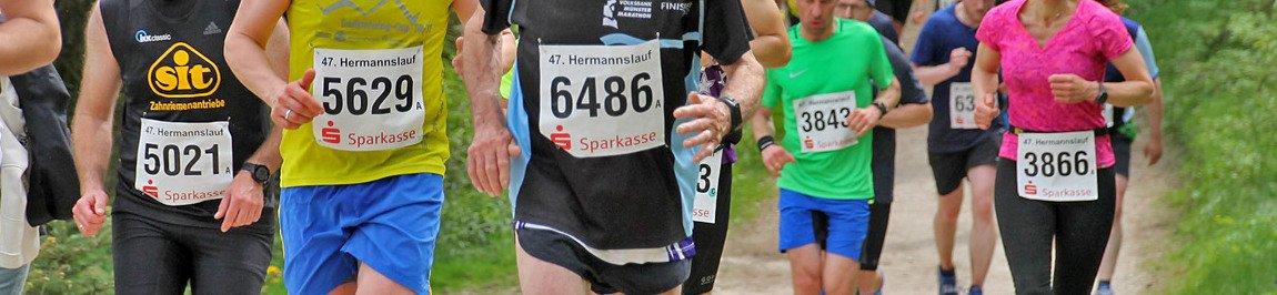 Hermannslauf Trainingsplan unter 3:00 Stunden