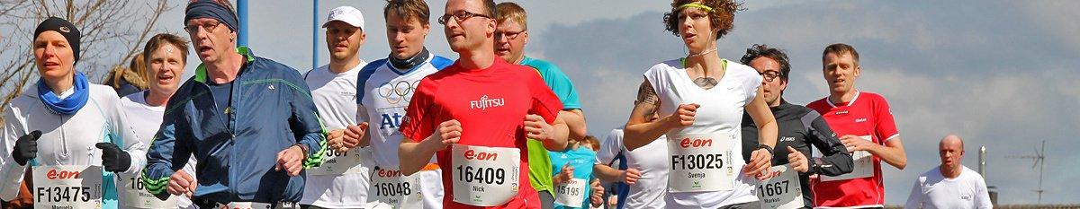 Trainingsplan Halbmarathonlauf der SKV Mörfelden in der  WL-Serie