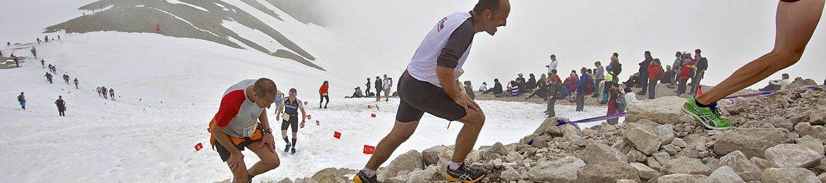 Zugspitz Extrem Berglauf Fotos